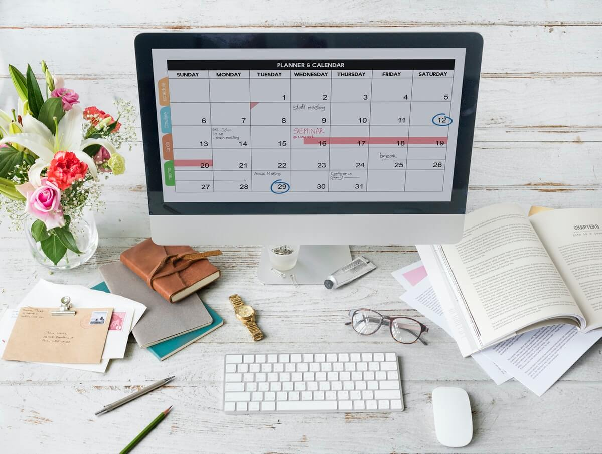 how to increase productivity using easy Google calendar tips