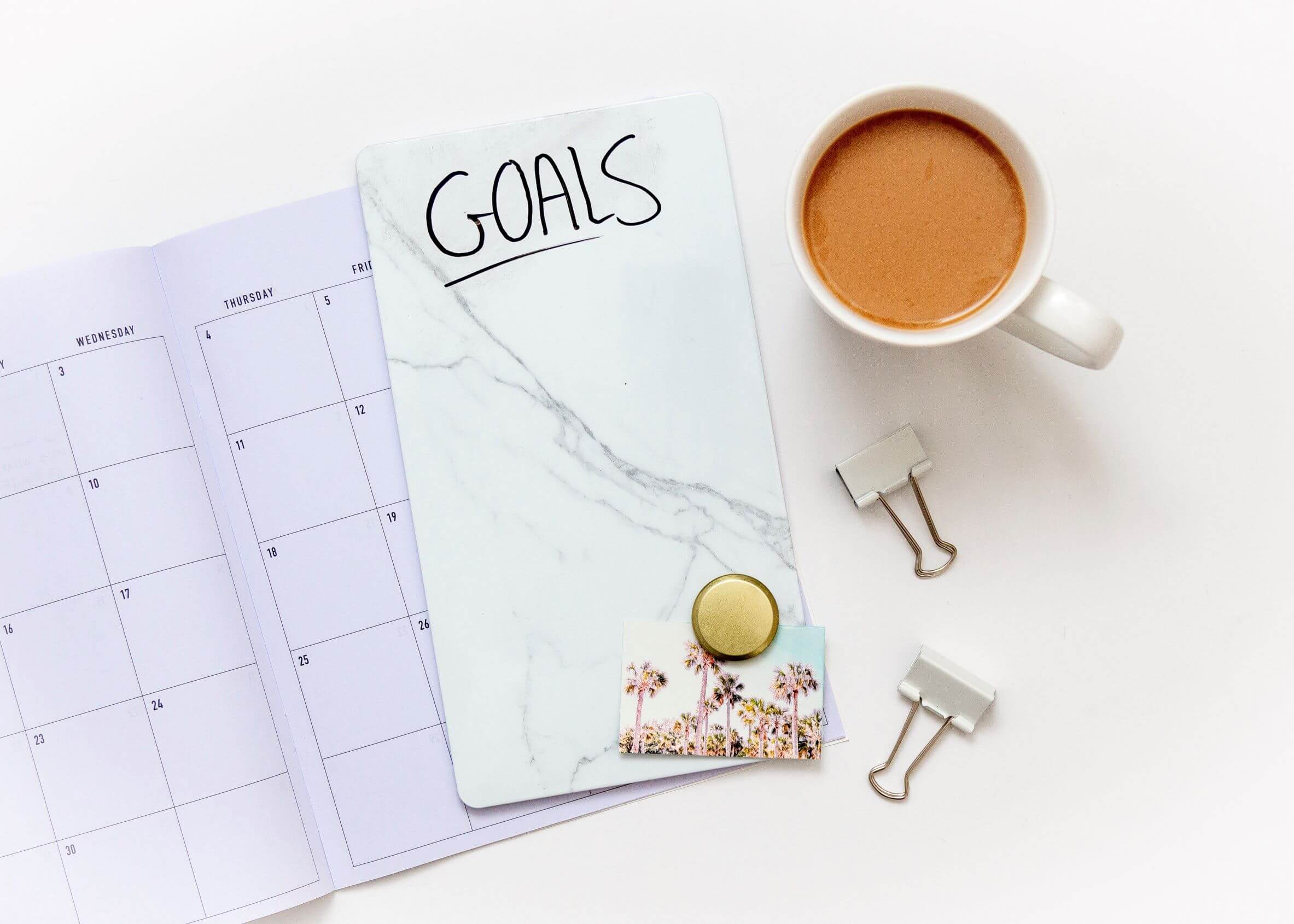 goal setting to increase productivity