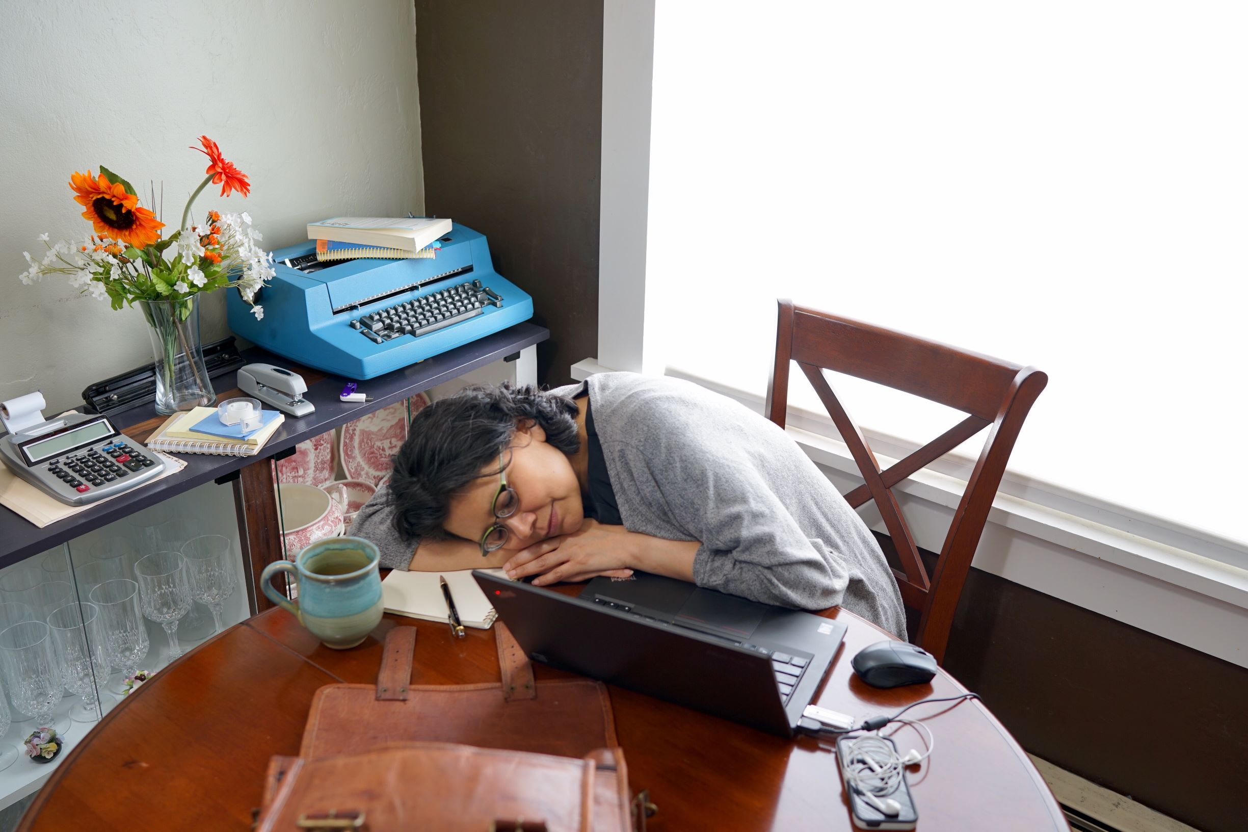 manage workplace burnout